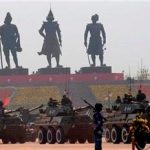 ed-personnel-carriers-participate-in-a-parade-during-the-68th-anniversary-celebrations-of-Armed-Forces-Day-in-Naypyidaw-Myanmar-Wednesday-March-27-2013_