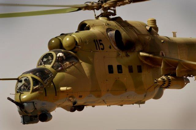 Elicottero Trasporto : L elicottero hind compie anni analisi difesa