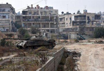 tank-siriano-ad-aleppo-afp-askanews