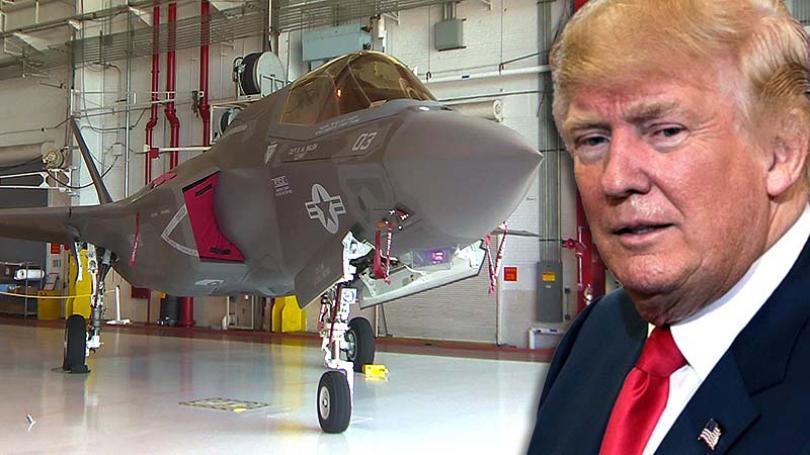 Trump prende di mira Lockheed:
