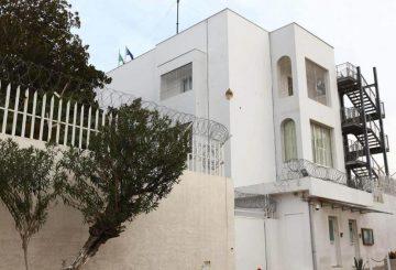 Ambasciata italiana Tripoli