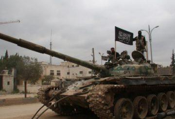 Esercito conquista al Nusra