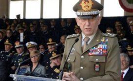 Il governo proroga gli incarichi ai generali Graziano, Errico e Del Sette