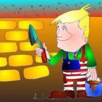 Il muro contro il mondo