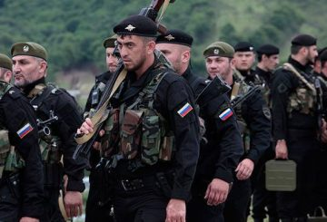Chechen-Special-Forces
