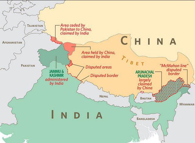 china-india-border-dispute
