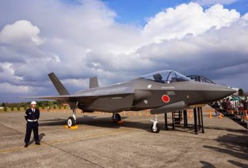 Japanese F-35 makes debut on Japan Air Self-Defense Force 60th anniversary parade 5