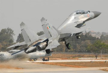 Su-30MKI-Take-Off