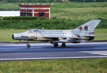 414_Bangladesh_Air_Force_F-7_Air_Guard_Taxiing_(8157533428)