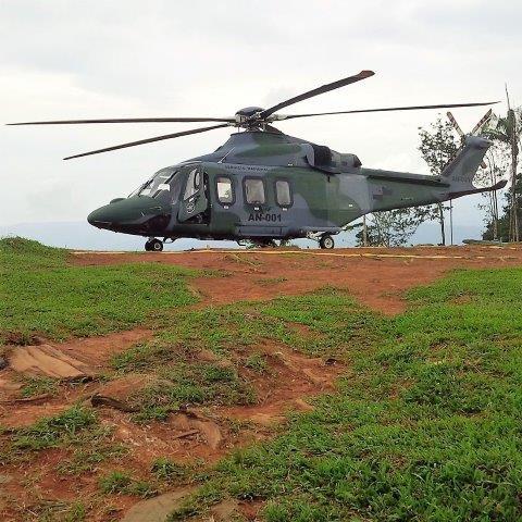 AW139 SENAN Panama MOD