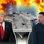 North-Korea-US-Strike-Group-Kim-Jong-un-Nuclear-War-USS-Carl-Vinson-McMaster-China-Options-604284