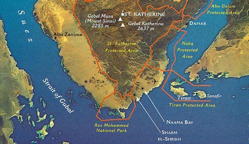 tiran-and-sanafir-island