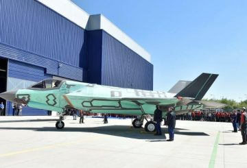 F-35B BL-1 Cameri
