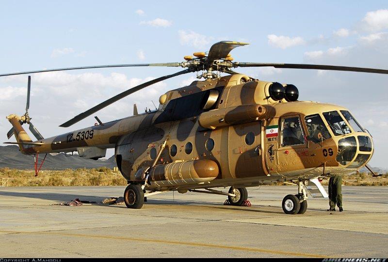 Mi-171_Iran_A.Mahgoli