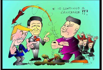 Nord Corea minaccia