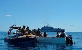La Marina Militare dona 4 gommoni alle forze somale