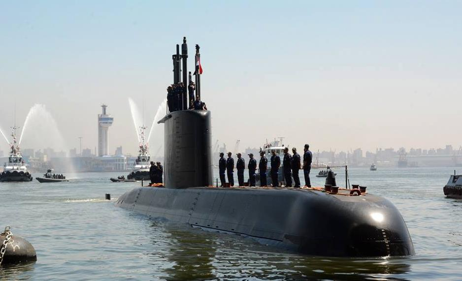 egyptian-navy-submarine