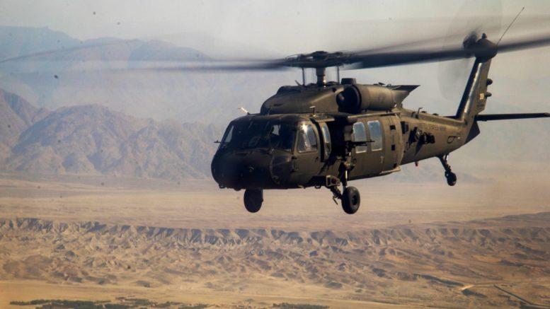 l�afghanistan rimpiazzer224 i mi17 con i black hawk