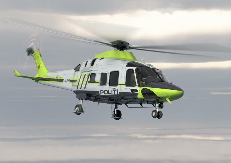 AW169 Norway Police