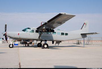 Cessna 208 ISR
