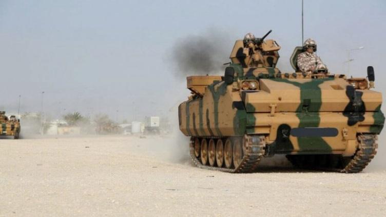 Turkish Forces in Qatar QATAR MOD