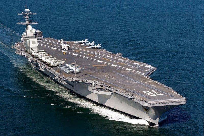 USS-Gerald-Ford-aircraft-carrier-2