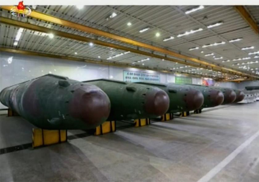 Kim ha le testate atomiche per i suoi missili balistici?