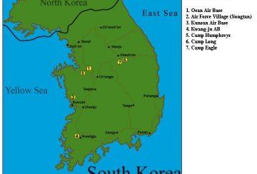 Basi USA in Corea