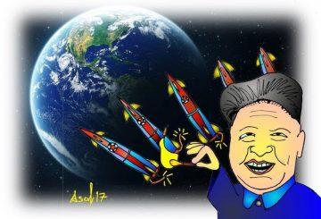 Kim accende la miccia