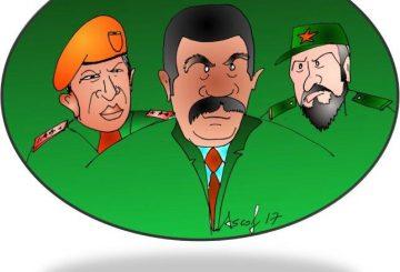 le ombre del Venezuela