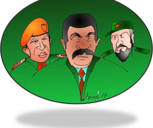 Ombre sul Venezuela