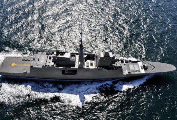 FREMM frigate