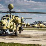 Il Mi-28UB Dual Control pronto per l'impiego operativo in Siria