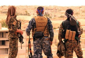 SDF Raqqah AFP