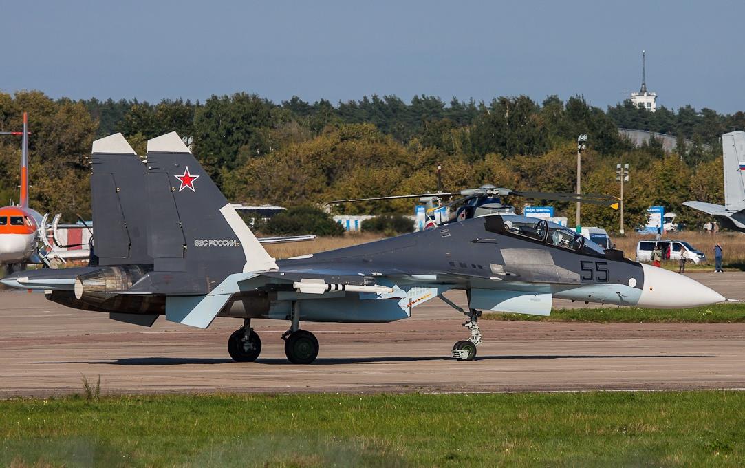 Su-30SM new
