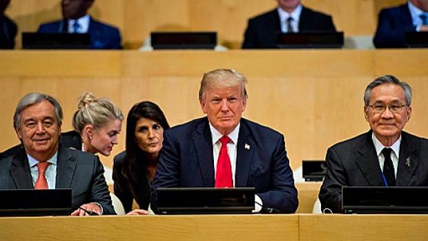 Trump riesuma l'Asse del Male di Bush