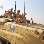 I curdi si ritirano. le truppe di Baghdad occupano Kirkuk