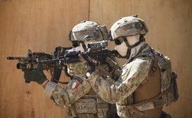 Herat: centro addestrativo italiano per le forze speciali afghane