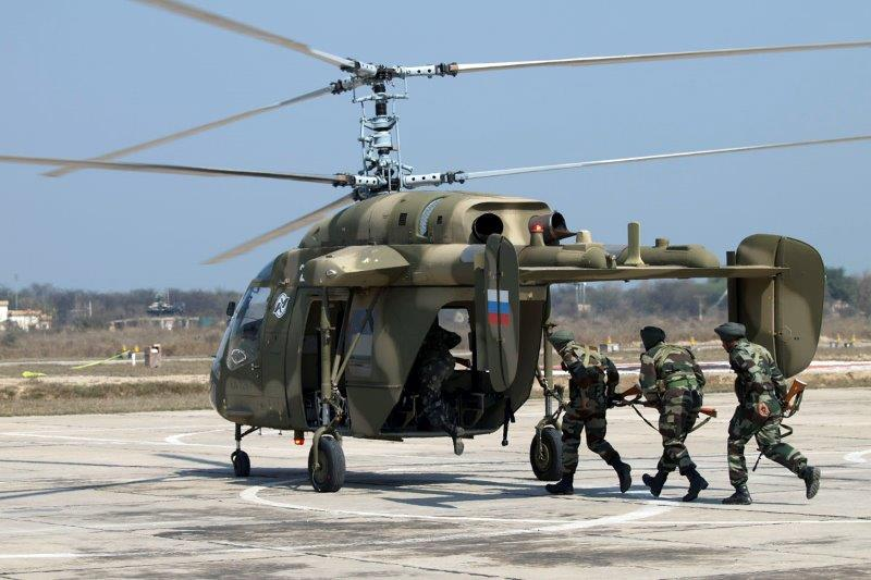 Ka-226T_India_Russian Helicopters