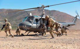"""La Brigata """"Sassari"""" continua la preparazione per l'impiego oltremare"""