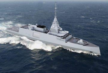 Nuova fregata Belharra da 4.000t di Naval Group@Naval Group