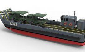 I cantieri Vittoria realizzano 4 mezzi da sbarco per la LHD della Marina