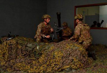 10. Sq. mortai su simulatore