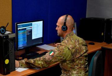 8. Sistema simulazione _ Posto Comando di Batteria