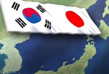 Corea Giappone