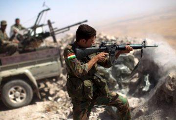 Peshmerga Hewad news