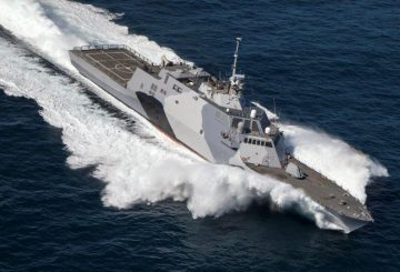 LCS 3 Fort Worth_@Lockheed Martin