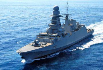 La FREMM Virginio Fasan ha di recente completato l'attività antipirateria_@Marina Militare