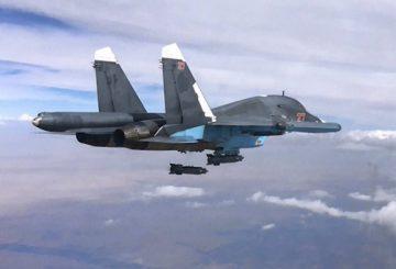Su-34 Foto Min Difesa Eusso