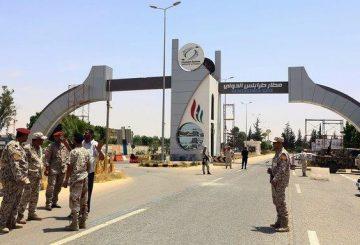 Tripoliinternationalairport(AFP)